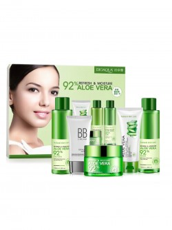 Набор Bioaqua Refresh & Moisture 92% Aloe Vera Set