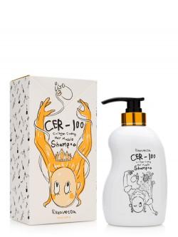 Шампунь для волос Elizavecca Cer-100 Collagen Coating Hair Muscle Shampoo