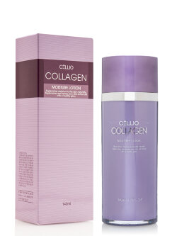 Лосьон для лица Cellio Collagen Moisture Lotion
