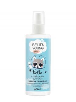 Спрей-экран для лица Bielita Young Skin