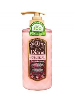 Бальзам-кондиционер для волос Moist Diane Botanical Damage Repairing Treatment