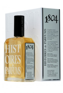 Histories de Parfums 1804 George Sand