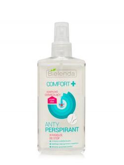 Антиперспирант-спрей для ног Bielenda Comfort + Anty Perspirant