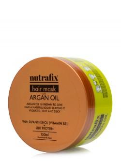 Маска для волос Nutrafix Hair Mask Woth Argan Oil