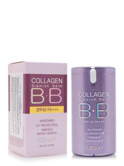 Тональный крем Cellio Collagen BB Blemish Balm SPF40 PA+++