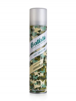 Сухой шампунь для волос Batiste Powerful & Bold Camouflage