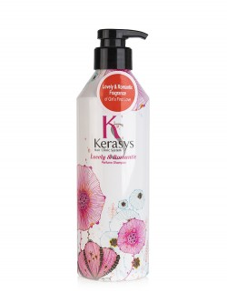 Шампунь для волос KeraSys Lovely & Romantic Perfume Shampoo