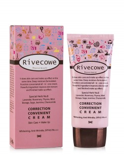 Тональный CC крем Rivecowe Beyond Beauty Correction Convenient Cream SPF 43 PA+++