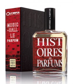 Histories de Parfums L`Olympia Music Hall