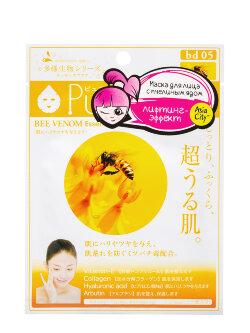 Маска для лица Sun Smile Pure Smile Essence Mask Bee Venom