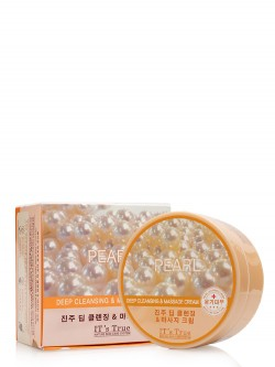 Крем для лица и тела Cellio It`s True Deep Cleansing & Massage Pearl Cream