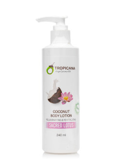 Лосьон для тела Tropicana Coconut Body Lotion Sacred Lotus