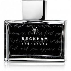 David Beckham Signature Story for Him