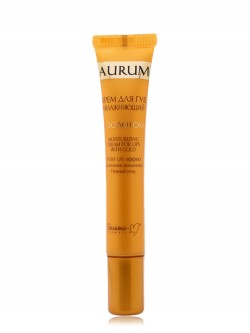 Крем для губ Bielita Aurum Moisturizing Cream For Lips With Gold Push Up