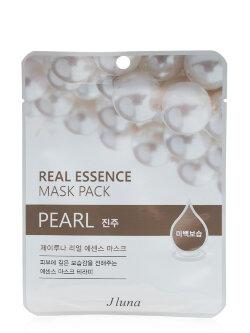 Маска для лица JLuna Real Essence Mask Pack Pearl