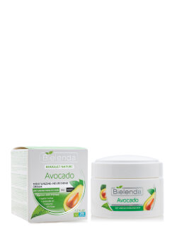 Крем для лица Bielenda Avocado Moistrurizing-Nourishng Cream