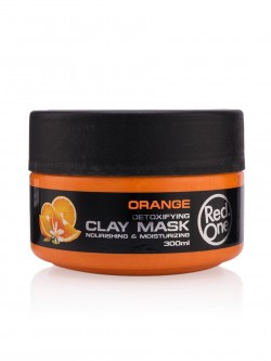 "Red One Detoxifying Clay Mask ""Orange"""