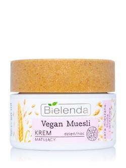 Крем для лица Bielenda Vegan Muesli Mattifying