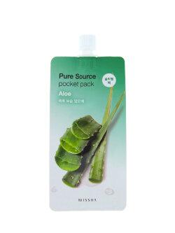 Маска для лица Missha Pure Source Pocket Pack Aloe