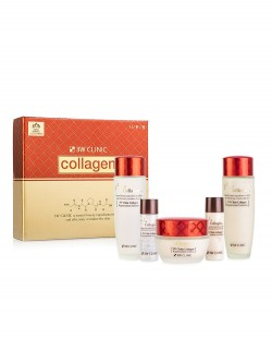 Набор 3W Clinic Collagen Skin Care 3 Set