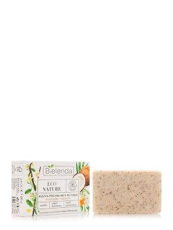 Скраб для тела Bielenda Eco Nature Cleansing & Nourishing Body Peeling Bar