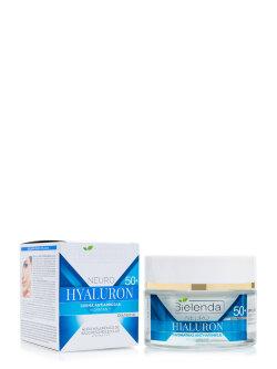 Крем-концентрат Bielenda Neuro Hialuron подтягивающий 50+