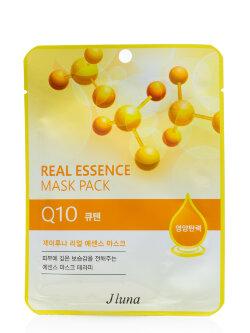 Маска для лица JLuna Real Essence Mask Pack Q10