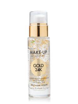 База под макияж Bielenda Make Up Academie Gold 24K