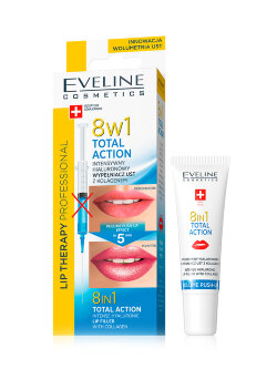 Eveline Lip Therapy Total Action Гиалуроновый филлер