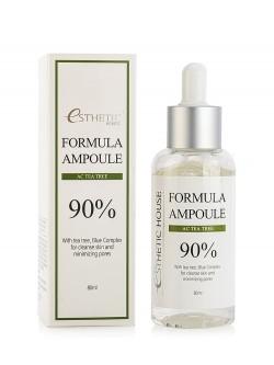 Сыворотка для лица Esthetic House Formula Ampoule AC Tea Tree 90%