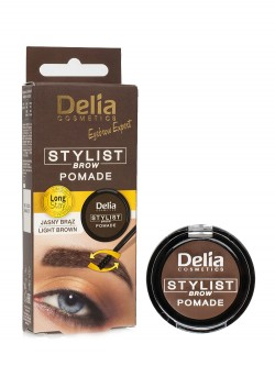 Помадка для бровей Delia Stylist Brow Pomade