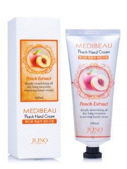 Крем для рук Medibeau Peach Hand Cream