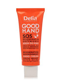 Крем для рук Delia Good Hand S.O.S Regeneration Nourishment Hand Cream