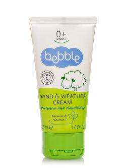 Детский крем Bebble Wind & Weather Cream 0+