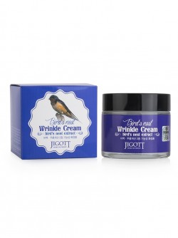 Крем для лица Jigott Bird`s Nest Wrinkle Cream