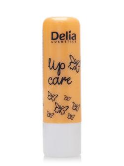 Гигиеническая помада Delia Lip Care Orange