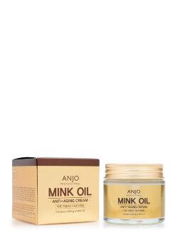 Крем для лица Anjo Mink Oil Anti-Aging Cream