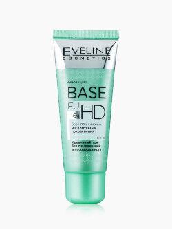 Основа под макияж Eveline Full HD Base 16h SPF10 Идеальный тон