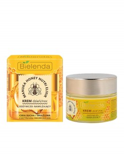 Крем для лица Bielenda Manuka Honey