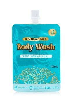 Гель для душа Our Herb Story Body Wash