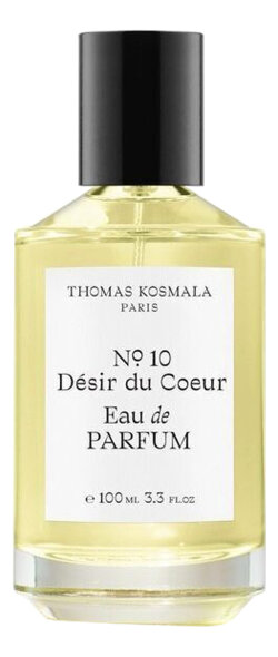 Thomas Kosmala No 10 Desir Du Coeur