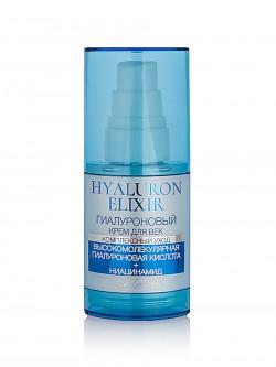 Крем для век Liv Delano Hyaluron Elixir