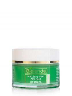 Крем для лица дневной Bielenda Green Tea