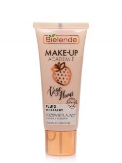 Тональный крем Bielenda Make-Up Academie Vege Flumi Fluid Mineralny