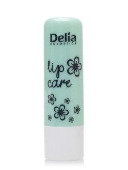 Гигиеническая помада Delia Lip Care Green