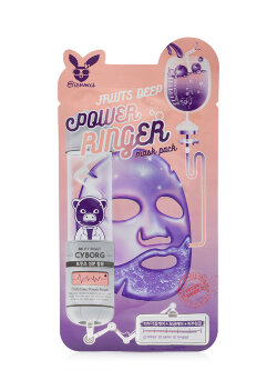 Маска для лица Elizavecca Fruits Deep Power Ringer Mask Pack