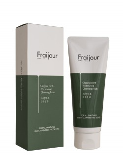 Пенка для умывания Fraijour Original Herb Wormwood Cleansing Foam