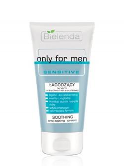 Крем для лица Bielenda Only For Men Sensitive