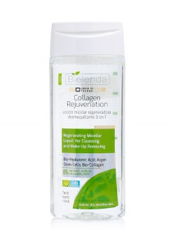 Мицеллярная вода для лица Bielenda Regenerating Micellar Liquid For Cleansing And Make-Up Removing