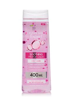 Мицеллярная вода Bielenda Clean Skin Effect Soothing Micellar Liquid